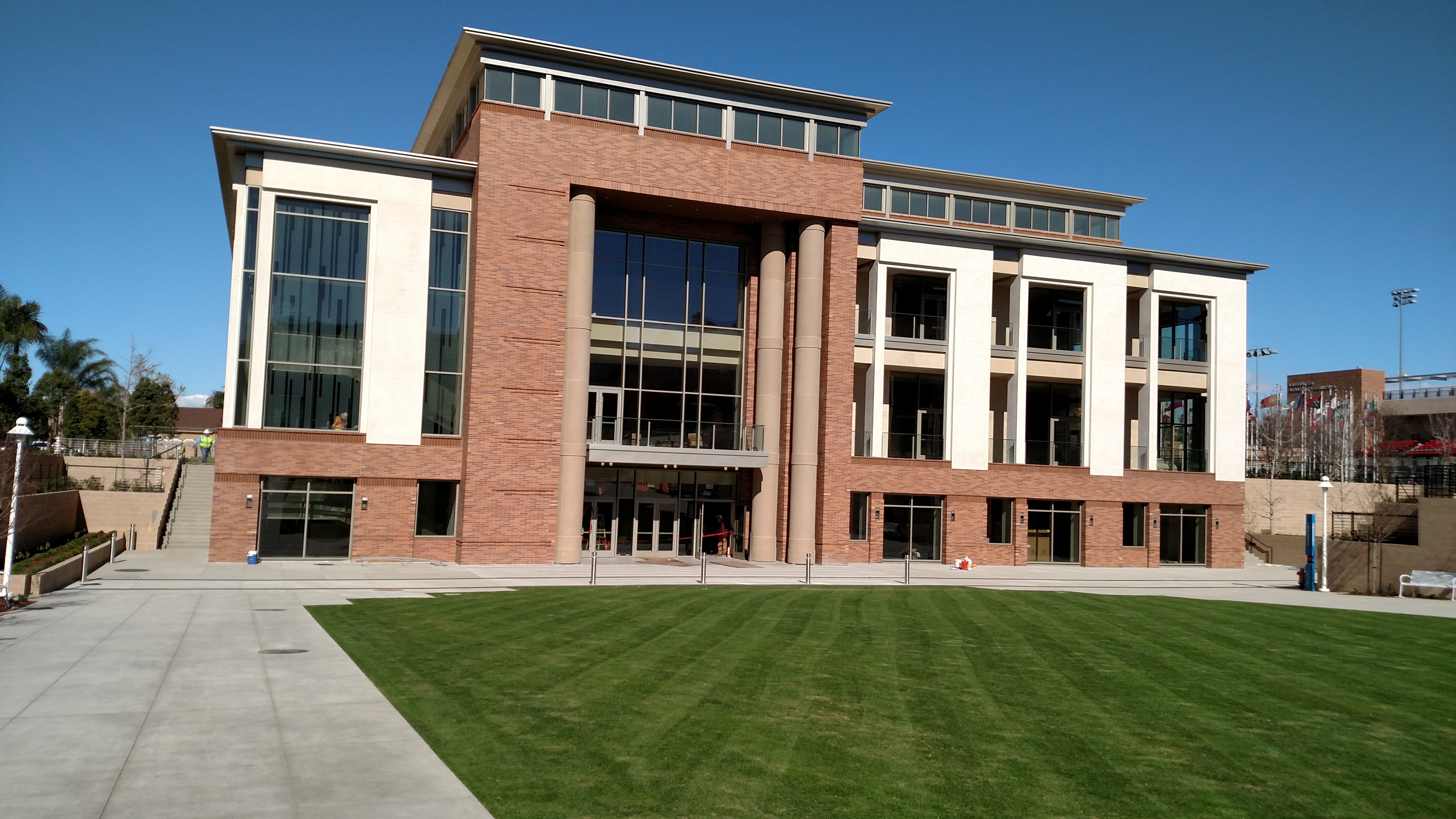 Chapman Musco Center